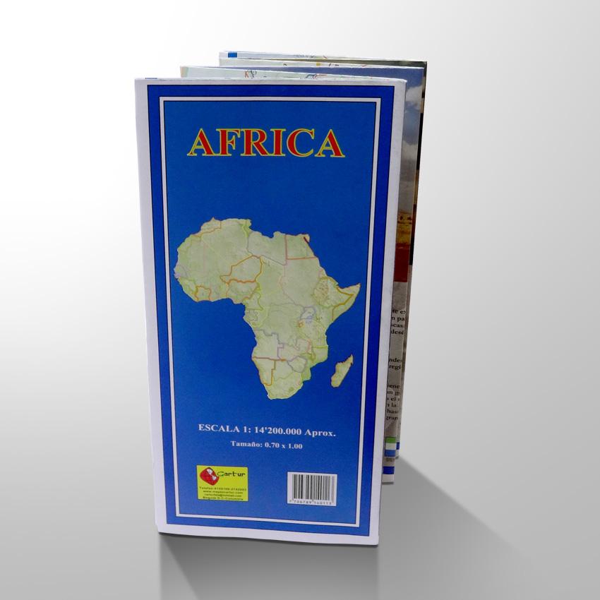 Africa plegado